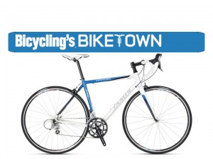 Free bikes for Atlanta residents from Bicycling Magazine and Jamis bikes!